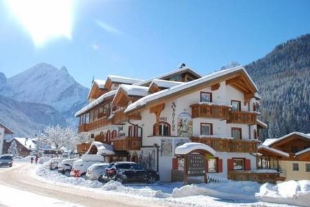 Hotel Andreas - v březnu