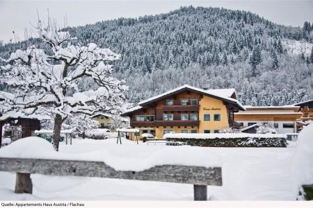 Appartements Haus Austria (Ei), Rakousko, Salcbursko