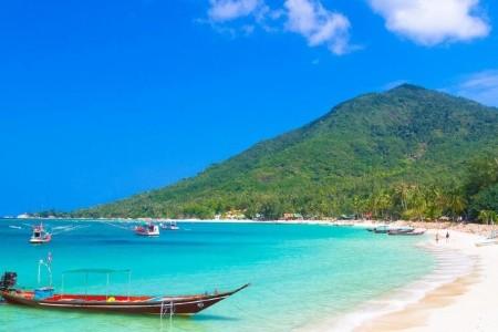 Weekender Resort, Ko Samui, Koh Tao Montra, Ko Tao, Bangkok  - Thajsko se snídaní