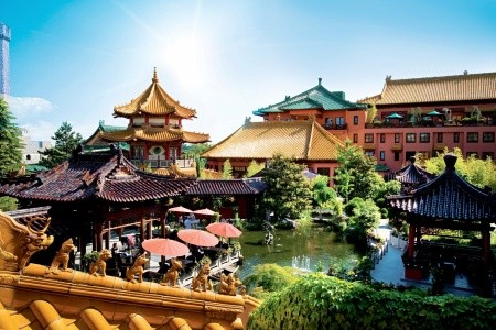 Hotel Ling Bao - v srpnu
