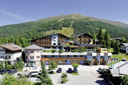 Hotel Katschberghof, Rakousko, Korutany