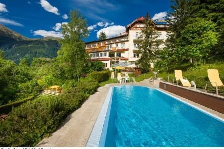 Kur & Sport Hotel Alpenblick (Ei), Rakousko, Bad Gastein