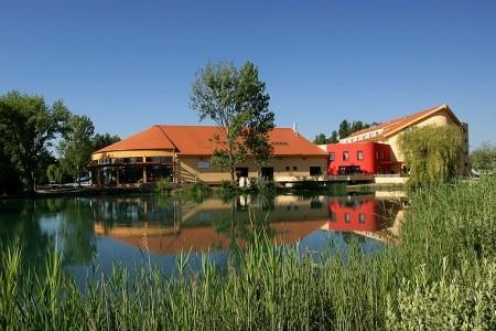 Patince, Wellness Hotel Patince**** V Areálu Termálního Koup - Jižní Slovensko - luxusní dovolená
