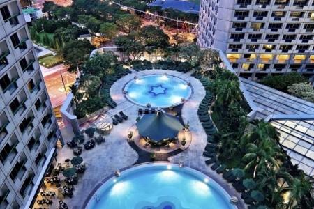Fairmont Hotel Singapore, Singapur,