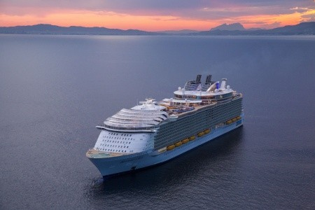 Usa, Bahamy, Mexiko, Honduras Na Lodi Harmony Of The Seas - 393863951P