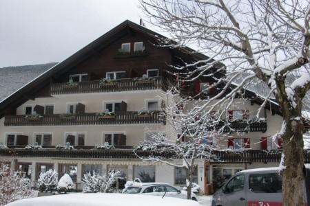Hotel Rodes *** - Ortisei - v dubnu