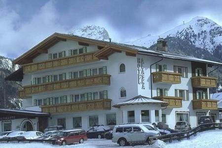Hotel Alaska - v lednu