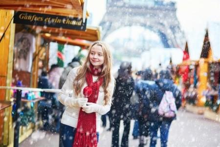 Adventní Paříž - poznávací zájezdy