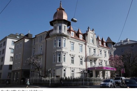 Villa Carlton (Ei) - vily