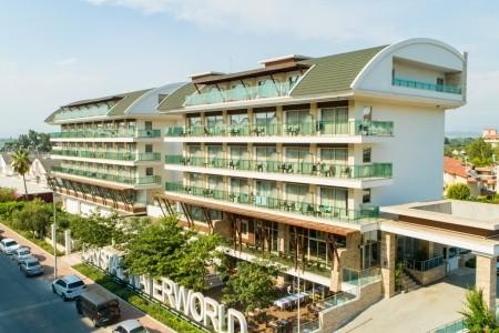 Crystal Waterworld Park Resort & Spa - letní dovolená