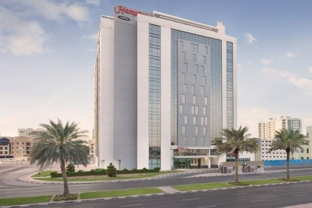 Hampton By Hilton Dubai Airport - Polopenze