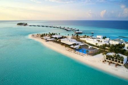 Hotel Riu Atoll, Maledivy,