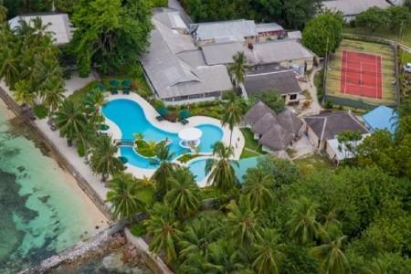 Equator Village, Gan, Maledivy, Jižní Atol Male