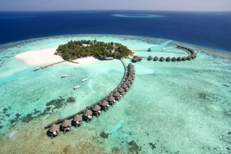 Hotel Thulhagiri Island Resort And Spa - levně