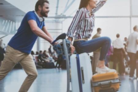 Jak to chodí na letišti? Stručný průvodce pro začátečníky