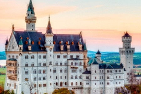 Ve světě rytířů a princezen: 10 nejkrásnějších evropských hradů