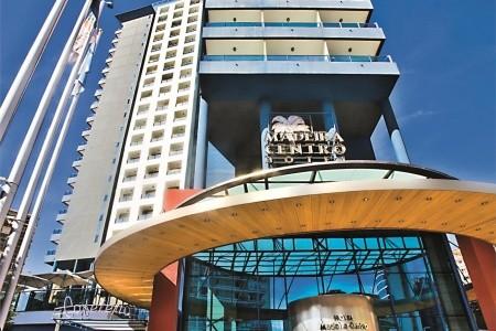 Hotel Madeira Centro - plná penze