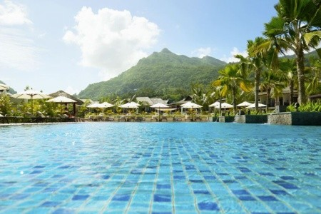 The H Resort Beau Vallon Beach Seychelles Polopenze