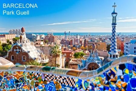 Barcelona a Montserat s pobytem u moře - super last minute
