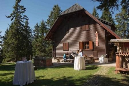 Horská Chata Muštrinka - v září