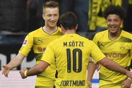 Vstupenka Na Borussia Dortmund - Wolfsburg - v listopadu