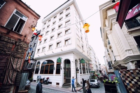 Hotel Centrum Istanbul - slevy