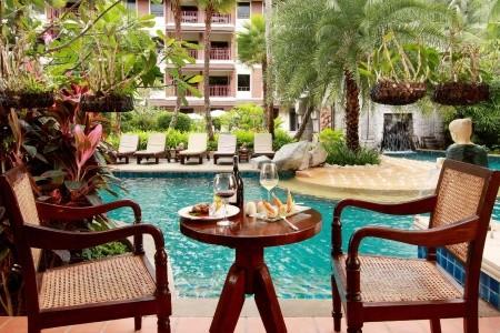 Kata Palm Resort & Spa, Phuket, Bangkok Palace Hotel, Bangkok, Thajsko, Phuket