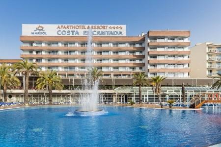 Aparthotel Costa Encantada - letecky z budapešti