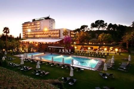 Gran Hotel Monerrey - v lednu