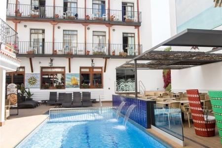 Hotel Neptuno - Calella - hotely