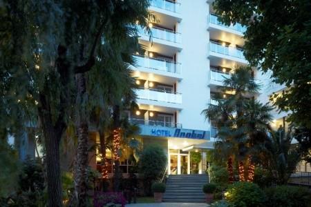 Hotel Anabel - Lloret, Španělsko, Costa Brava