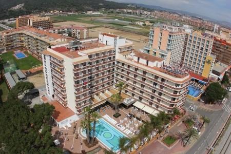 Hotel Reymar - letecky z budapešti