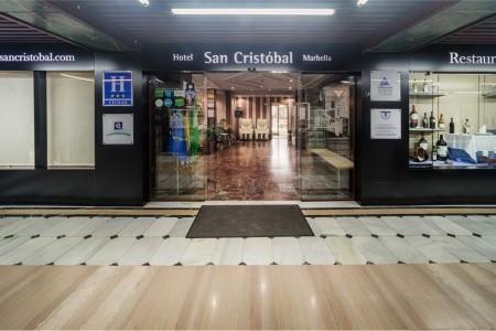 Hotel San Cristobal - v prosinci