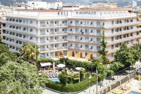 Hotel Acapulco - letecky z prahy
