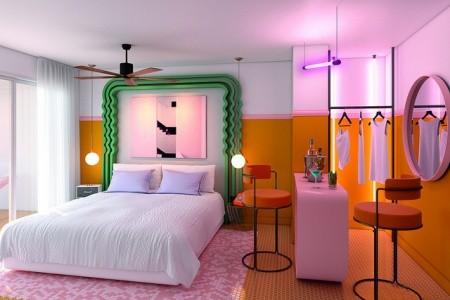 Paradiso Ibiza Art Hotel - dovolená