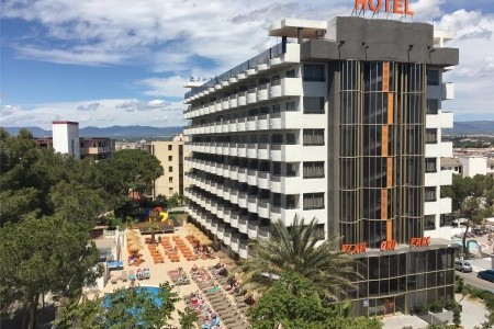 Hotel Ohtels Playa De Oro - plná penze