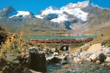 Švýcarské Alpy - Švýcarsko s plnou penzí