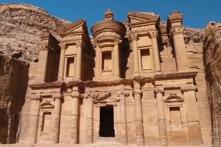 Jordánsko a Izrael - biblické památky a Mrtvé moře Polopenze
