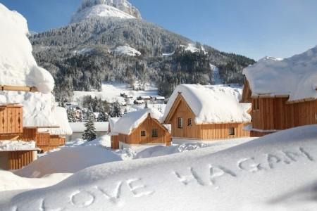 Hagan Lodge Alpenparks - Rakousko v únoru