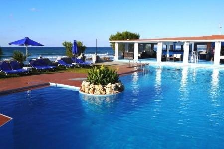 Mari Beach, Řecko, Kréta