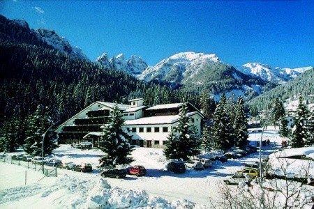 Hotel San Giusto, Itálie, Dolomity Superski