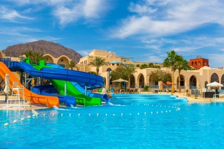 Hotel El Wekala Aqua Park Resort - Egypt  v květnu