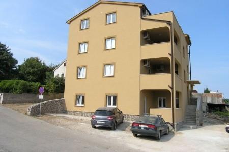 Apartmány 1355-504 - Last Minute Krk - Chorvatsko