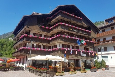 Hotel Alle Alpi - Autobusem