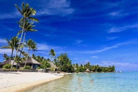 Matira Bora Bora Snídaně