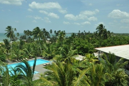 Lagoon Paradise Beach Resort - v únoru