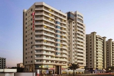 Ramada By Wyndham Beach Hotel Ajman, Spojené arabské emiráty, Ajman