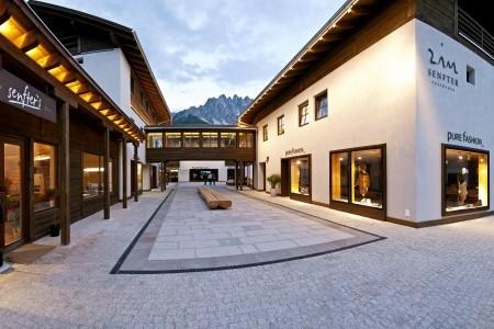 Residence Zin Senfter - v prosinci