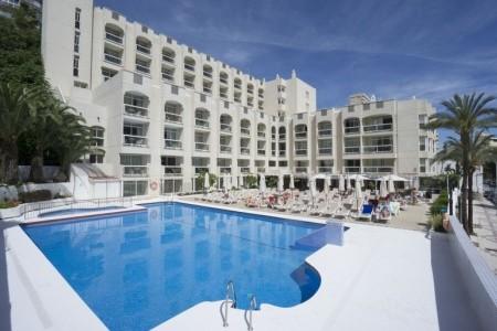 Ms Aguamarina Suites Hotel - letecky z budapešti