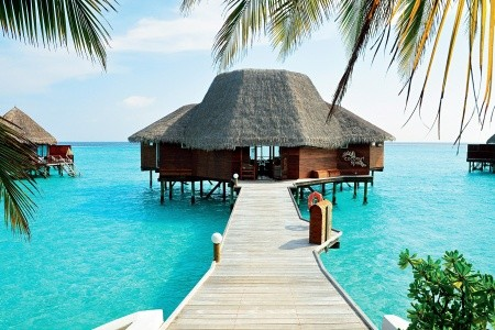 Thulhagiri Island Resort & Spa, Maledivy,